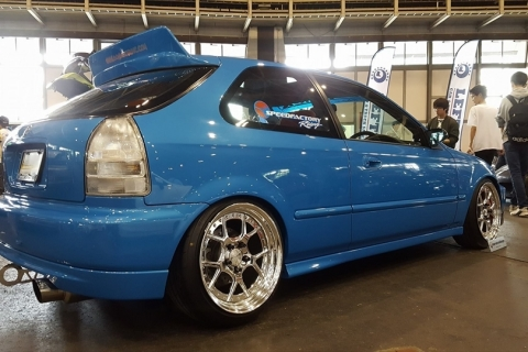HONDA-civic-BMD- kentos-18inch