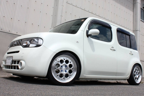 NISSAN-cube-BMD-grandy-16inch