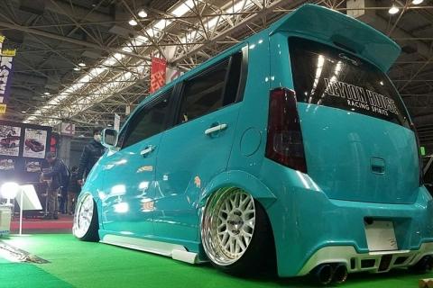 suzuki wagonR BMD toman